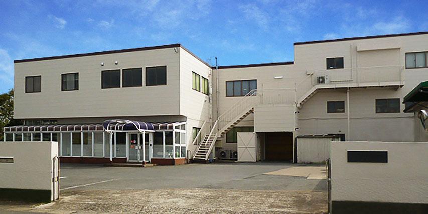 成田工場の成り立ち